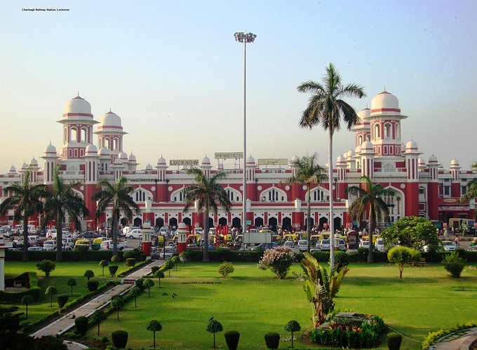Lucknow-Station